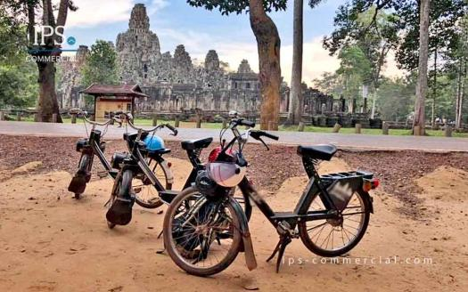 Unique Bike Tour Business For Sale - Kouk Chak, Siem Reap