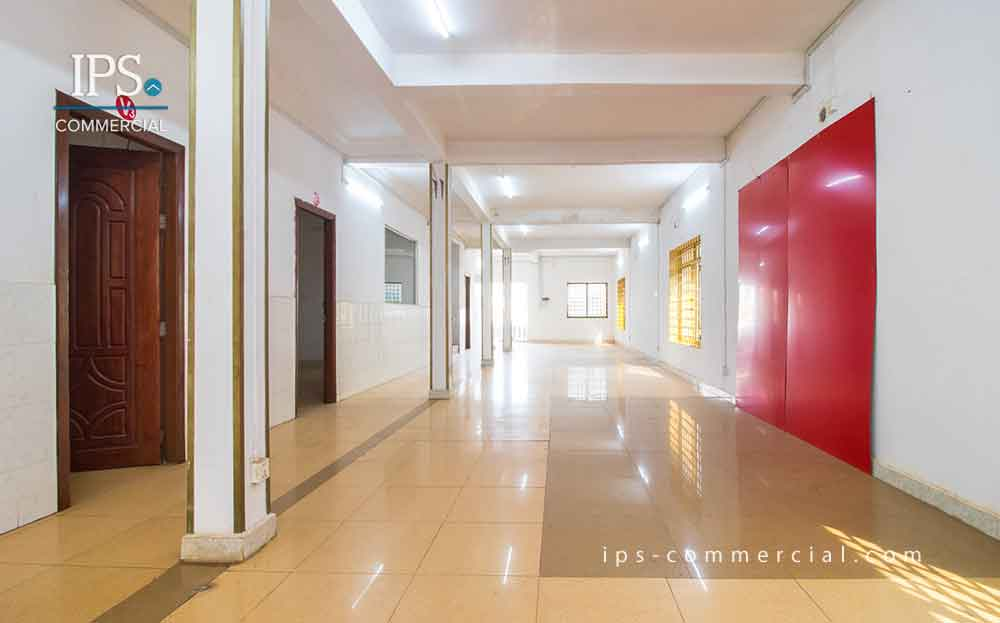 Commercial Space For Lease in Pub Street Area - Siem Reap