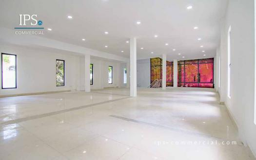 Commercial Office Space For Rent BKK1 Phnom Penh