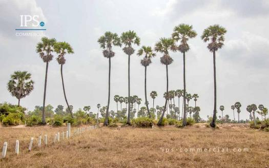 2660 Sqm Land For Sale in Bakong District