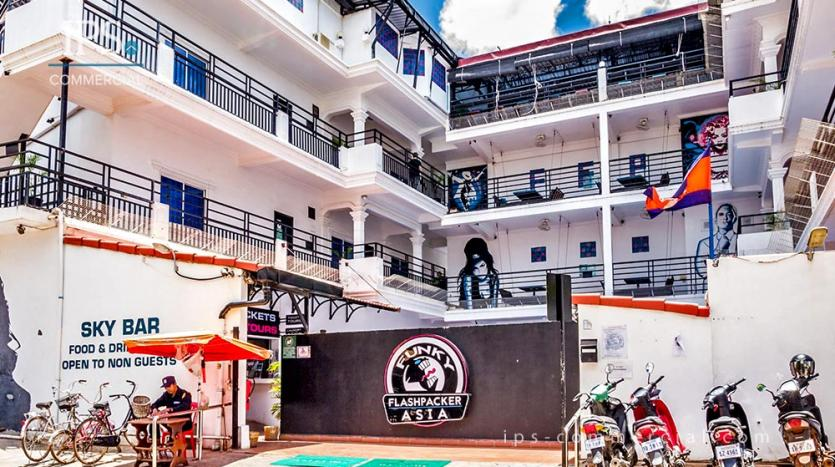 Funky FlashPacker Party Hostel Business For Sale